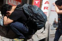 Beyoğlu'nda Saldırıya Uğrayan Plakçının Sahibi Açıklama Yaptı