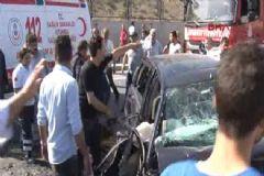 Esenler'de Facia Gibi Kaza: 2 Kişi Hayatını Kaybetti
