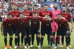 İşte Türkiye-Çek Cumhuriyeti Maçının İlk 11'leri
