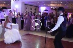 Damadın Dans Performansı Sosyal Medyayı Salladı