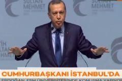 Cumhurbaşkanı Erdoğan: AB Müzakereleri İçin Referanduma Gidebiliriz