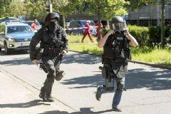 Almanya'da Silahlı Saldırı: 20'den Fazla Yaralı