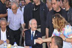 Kılıçdaroğlu: 'Acıların Olmadığı Bir Türkiye İstiyoruz'