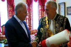 Başbakan Yıldırım'a Kırkpınar Daveti