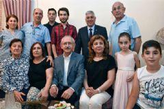 Kılıçdaroğlu'ndan Ankara'da Sürpriz İftar Ziyareti