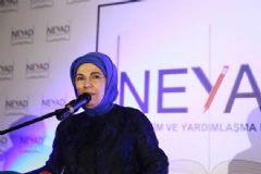 Emine Erdoğan: Yardımseverlik Ruhunun Kaynağı Anadolu'dur