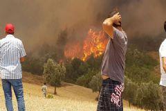 Adrasan'da Çıkan Yangın Nedeniyle Olimpos Tahliye Ediliyor
