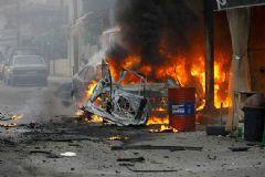 Lübnan'da İntihar Saldırısı: Ölü Ve Yaralılar Var