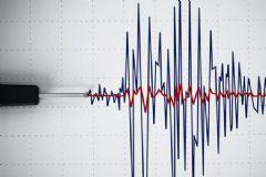 Çanakkale'de Art Arda 14 Deprem