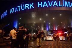 Atatürk Havalimanı'ndaki Patlamaya İlişkin Soruşturma Başlatıldı