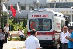 Atatürk Havalimanı'nda Ölenlerin Cenazeleri Teslim Ediliyor
