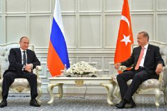 Cumhurbaşkanlığı'ndan Putin Erdoğan Görüşmesi Hakkında Açıklama Yapıldı