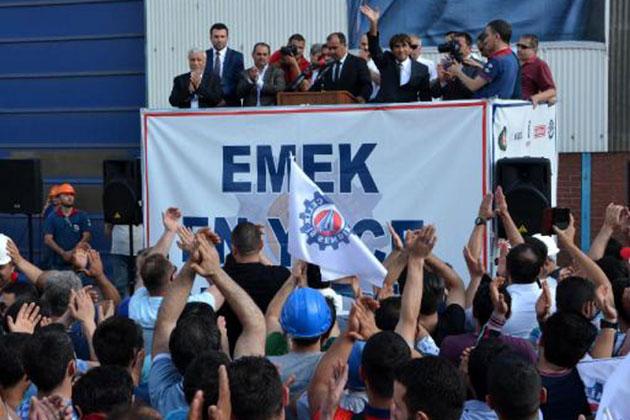 Kardemir'de 400 İşçinin Kadroya Alınması İçin Çalışmalar Başlatıldı