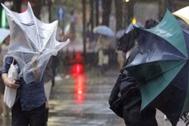 Meteoroloji'den Orta Ve Doğu Karadeniz'e Yağış Uyarısı