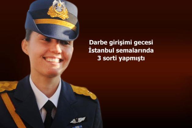 Kadın pilot: Darbe girişimi olduğunu sonradan öğrendim, yine de emirleri uyguladım 100