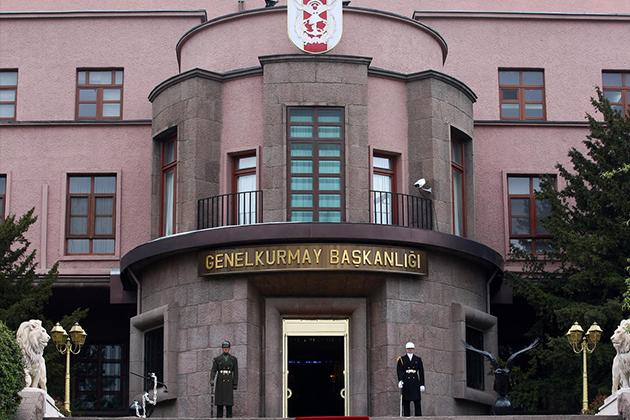 TSK: 99 Albay Ve General Amiralliğe Yükseltildi