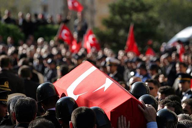 Siirt'ten Acı Haber: 1 Şehit 2 Yaralı