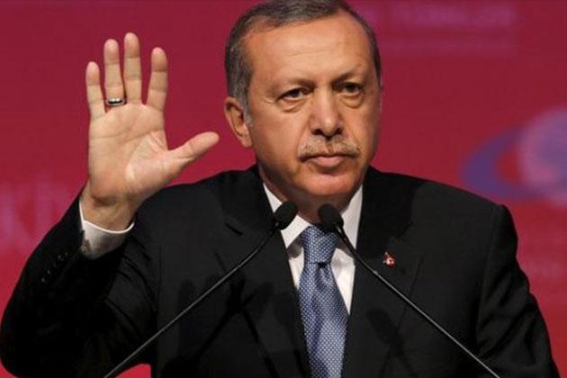 Erdoğan: 'Hukuktan Taviz Vermeden Ezmekte Kararlıyız'