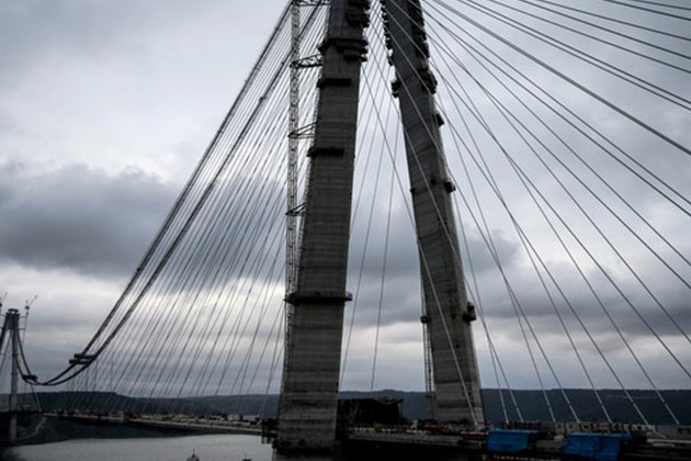 Yavuz Sultan Selim Köprüsü'nün Geçiş Ücretleri Belli Oldu