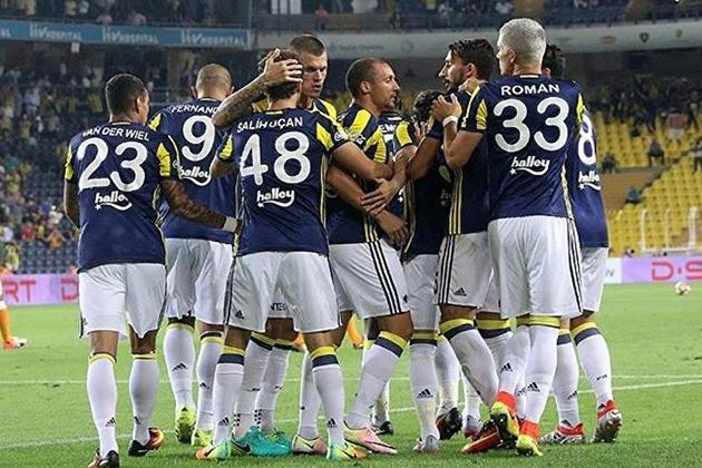 Grasshoppers'ı Yenen Fenerbahçe Avantajı Kaptı