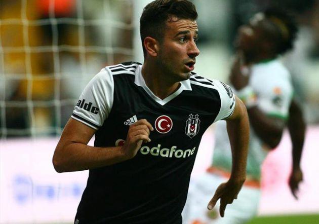 Beşiktaş, Alanyaspor'u 4-1 Mağlup Etti