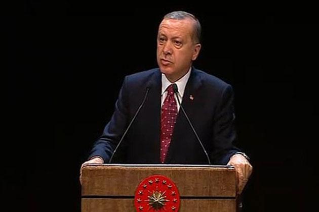Erdoğan'dan 'Cerablus Harekatı' Açıklaması