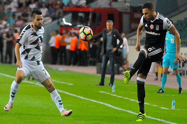 Beşiktaş Konya'dan 1 Puanla Ayrıldı