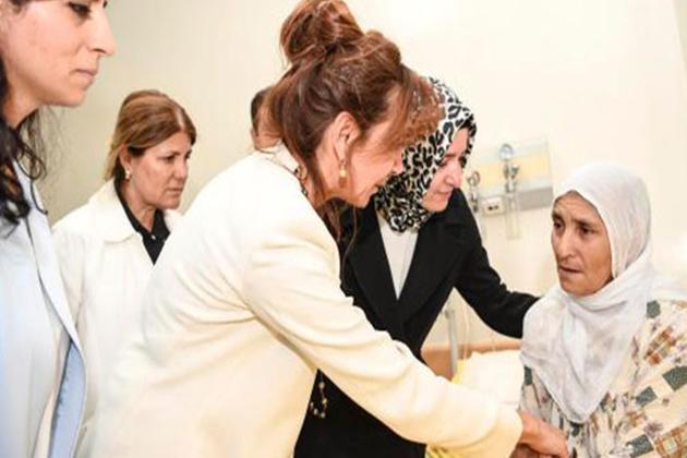 İş Dünyasının Başarılı Kadınları Gaziantep'e Ziyarete Gitti