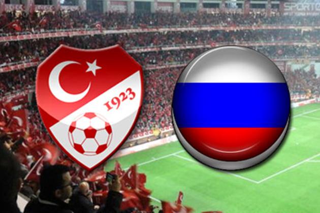 A Millilerin Rusya Maçı İlk 11'i Belli Oldu