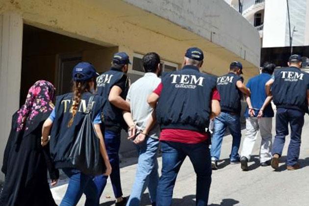 Eylem Hazırlığı Yapan 3 IŞİD'li Yakalandı