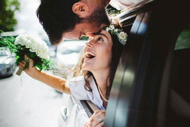 Pelin Akil Ve Anıl Altan Evlendi