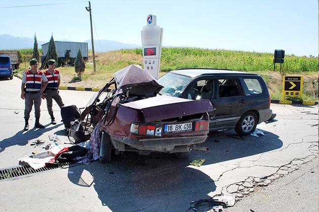 Tatilin Kaza Bilançosu Açıklandı: 60 Ölü, 371 Yaralı