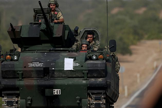 TSK: Operasyon Sürüyor, Çatışmalar Var