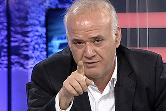 Ahmet Çakar'a Ayı Şoku