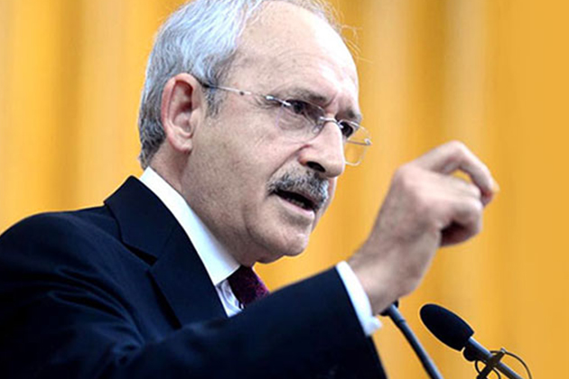Kılıçdaroğlu: Hain Amaçlarına Asla Ulaşamayacaklar