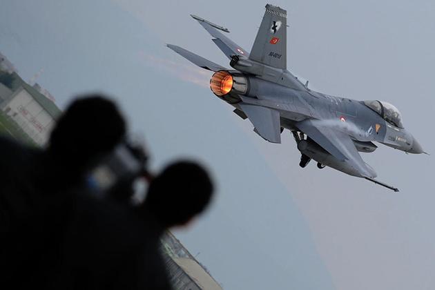 Kuzey Irak'a Hava Harekatı: 5 Terörist Etkisiz Hale Getirildi