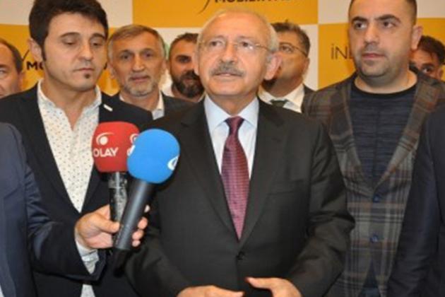 Kemal Kılıçdaroğlu'ndan Başkanlık Açıklaması: 'Hele Bir Gelsin...'