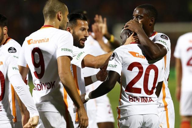 Galatasaray, Ankara'dan 3 Puanla Döndü