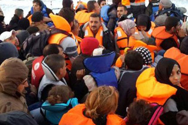 BM 2016'da Akdeniz'de Ölen Göçmen Sayısını Açıkladı