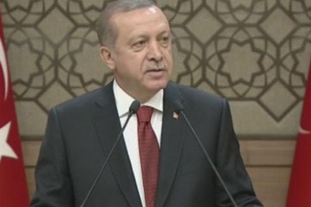 Cumhurbaşkanı Erdoğan: FETÖ İle Mücadelede Yanımda Milletimden Başka Kimseyi Bulamadım
