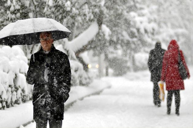 Meteoroloji Kar ve Don Uyarısında Bulundu