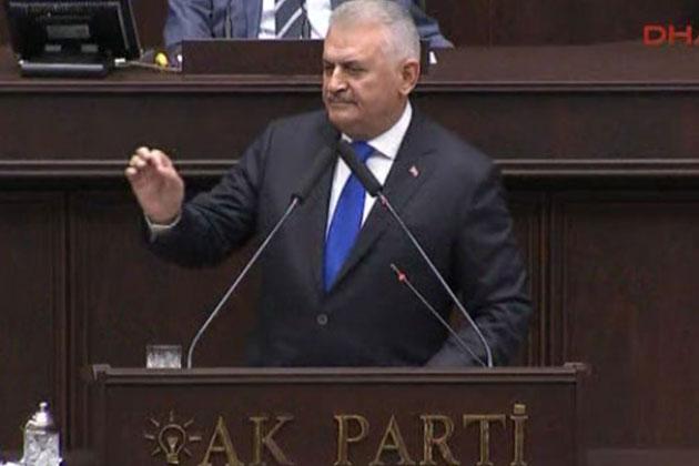 Başbakan Yıldırım'dan Avrupa'ya Cumhuriyet Tepkisi