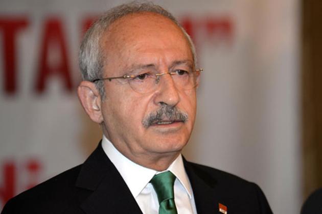 Kemal Kılıçdaroğlu İfade Vermeye Çağırıldı