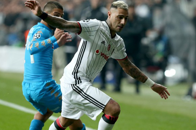 Beşiktaş:1 Napoli: 1