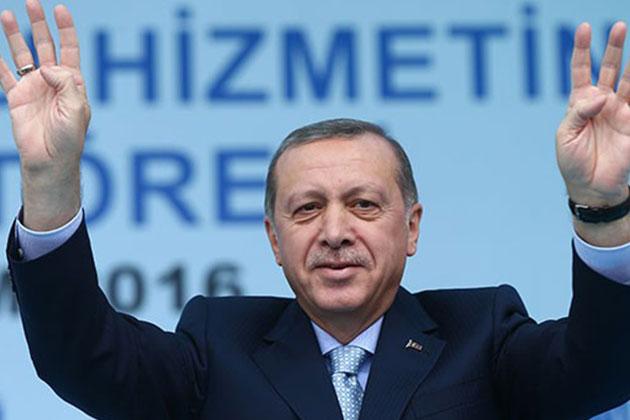 Cumhurbaşkanı Erdoğan'dan CHP Bildirisine Cevap