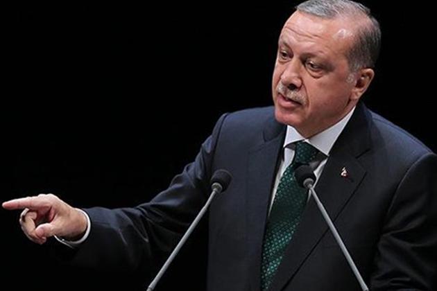 Cumhurbaşkanı Erdoğan Atatürk'ü Anma Töreninde Açıklamalar Yaptı