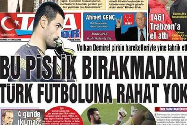 Volkan Demirel, Kendisine 'Pislik' Diyen Gazeteye Açtığı Davayı Kazandı