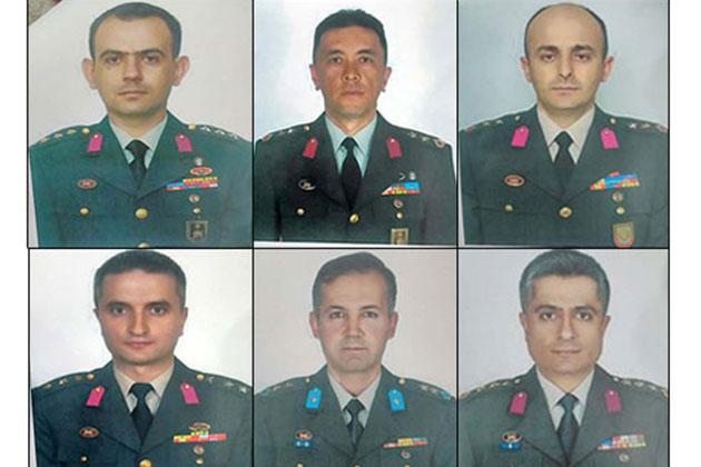 İşte Firari Komutanlar
