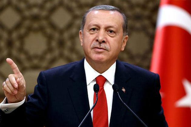 Cumhurbaşkanı Erdoğan'dan Avrupa Parlamentosu Açıklaması