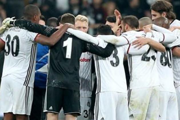 Beşiktaş, Devler Ligi Tarihine Geçti